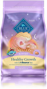 BLUE Kitten Healthy Growth Chicken & Brown Rice Dry Cat Food