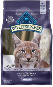 Blue Buffalo Blue Wilderness Dry Cat Food