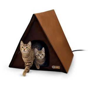 K&H Manufacturing Outdoor Multi-kitty A-Frame