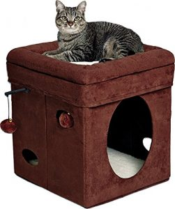 MidWest Curious Cat Cube Cat Shelter