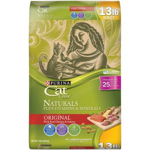 Purina Cat Chow Naturals Indoor Dry Cat Food