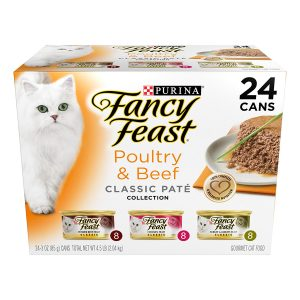 Purina Fancy Feast Medleys Tuscany Collection Gourmet Wet Cat Food Variety Pack