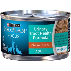 Purina Pro Plan Focus Adult Urinary Tract Health Formula Canned Cat Food